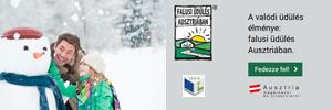 A valódi üdülés élménye: falusi üdülés Austriában