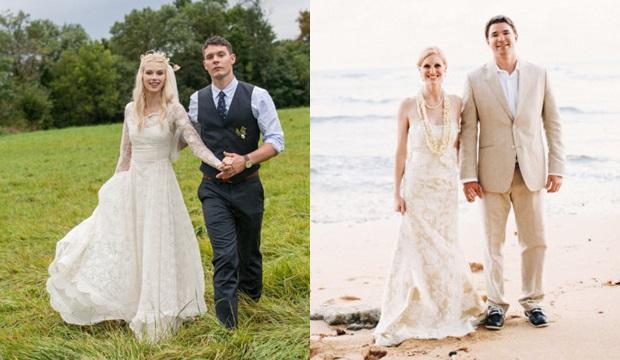 bf3b2bdc02 Manapság már az sem ritka, hogy tengerparti esküvőn lenvászon- vagy akár  rövidnadrágban áll oltárhoz a férfi. A méltán népszerű vintage stílushoz  pedig ...