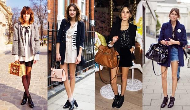 0bbf0869eb A 29 éves Alexa jelenleg a brit Vogue egyik oszlopos tagja, illetve a  világhálót bejáró street style képek egyik visszatérő szereplője.