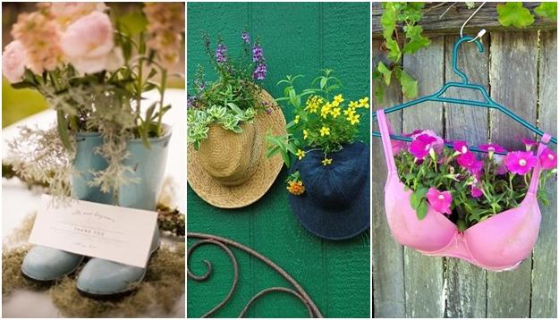 Kreatív virágtárolási ötletek  Femcafe