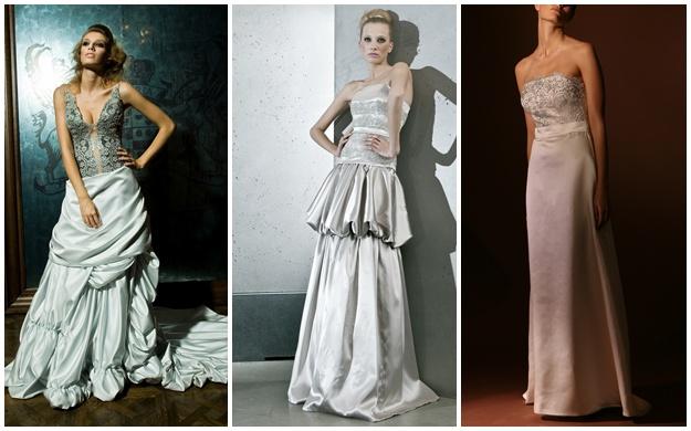 Léber Barbara ruhái sem állnak meg a hagyományos fehér színeknél edcc6b9805