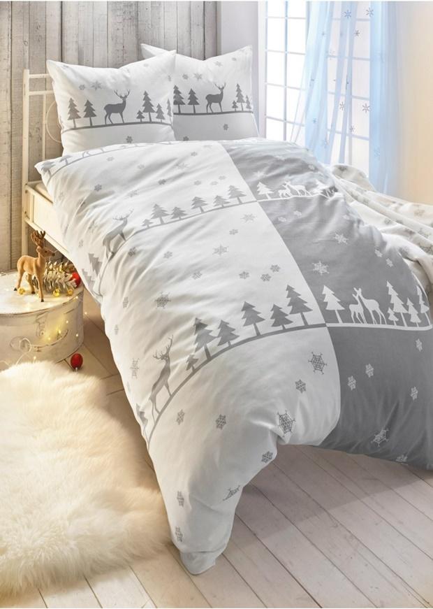 Dobd fel a hálószobád egyszerűen - 10 téli ágyneműhuzat  9cfb29500d