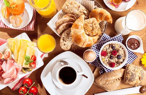 kiegyensúlyozott reggeli a fogyáshoz