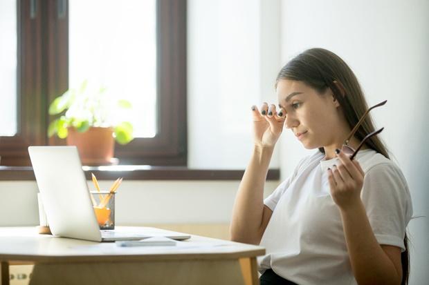 Rossz szokások és látás, Gyakori megbetegedések
