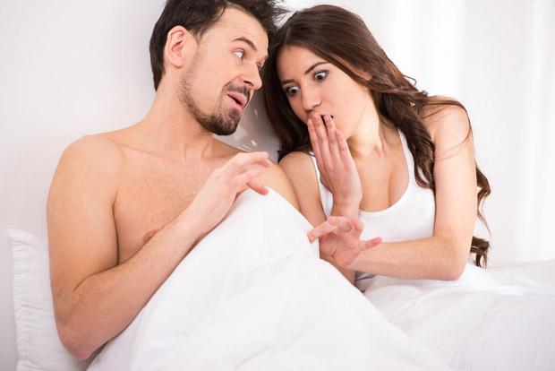 pénisz és nő