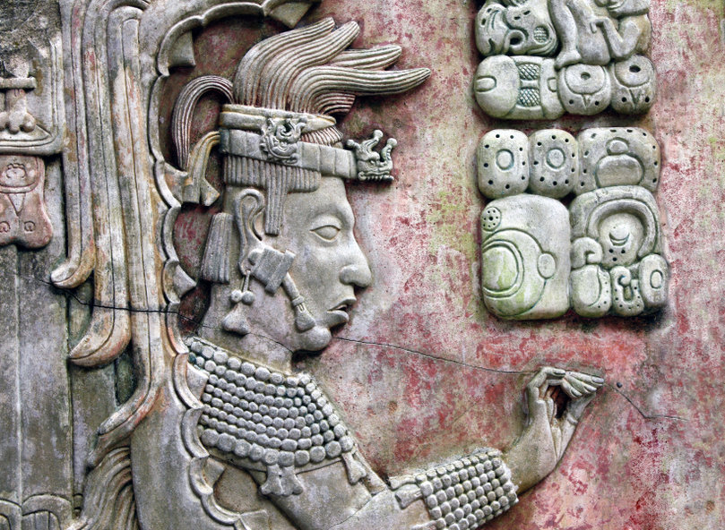 Maja szobor horoszkóp ősi