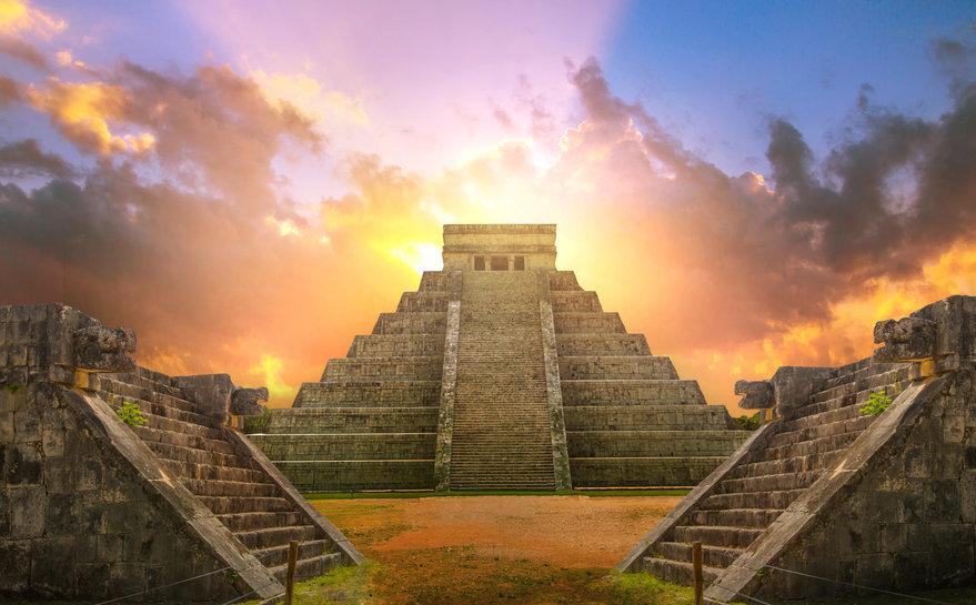 maja horoszkóp ősi épület építmény maják