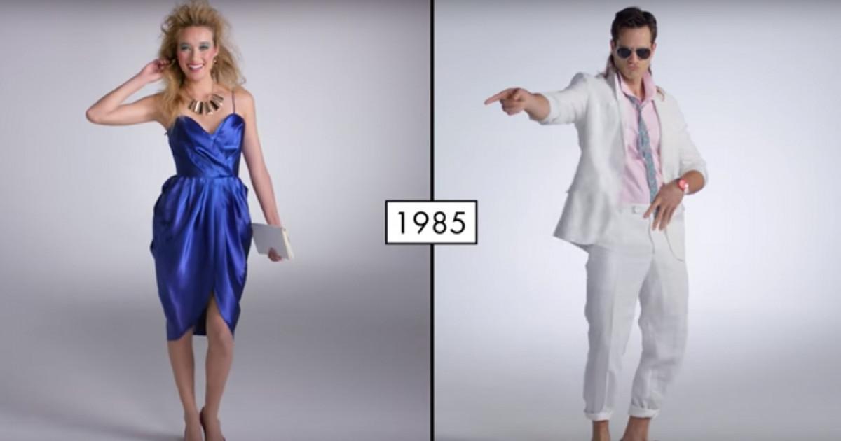 9d14b50f6a 100 év divatja: Nők vs. Férfiak   Femcafe
