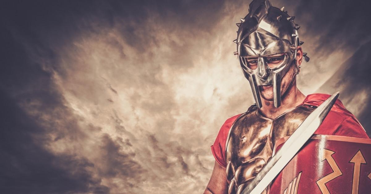 A római császárok élete még a gladiátorokénál is ...
