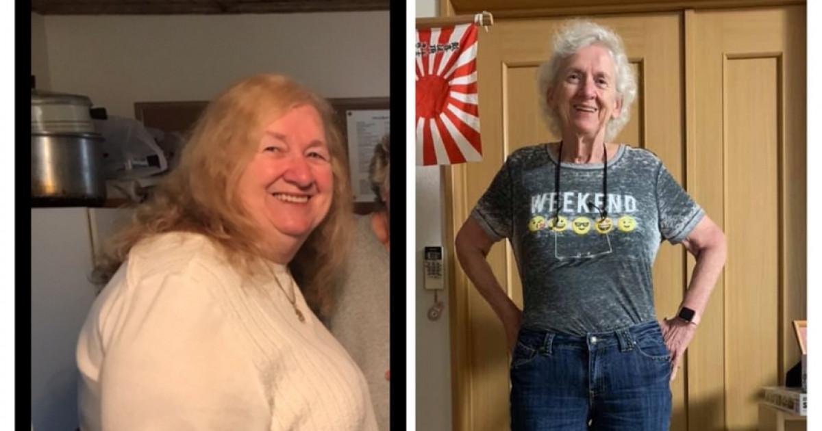 a fogyás legjobb módja 70 évesen