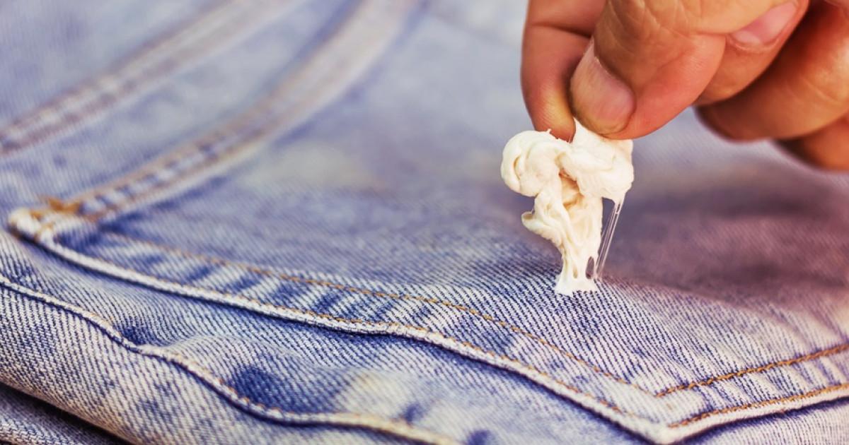 ac8a8d5564 Trükkök, amik tényleg működnek: Így távolítsd el a ruhádról a rágót |  Femcafe