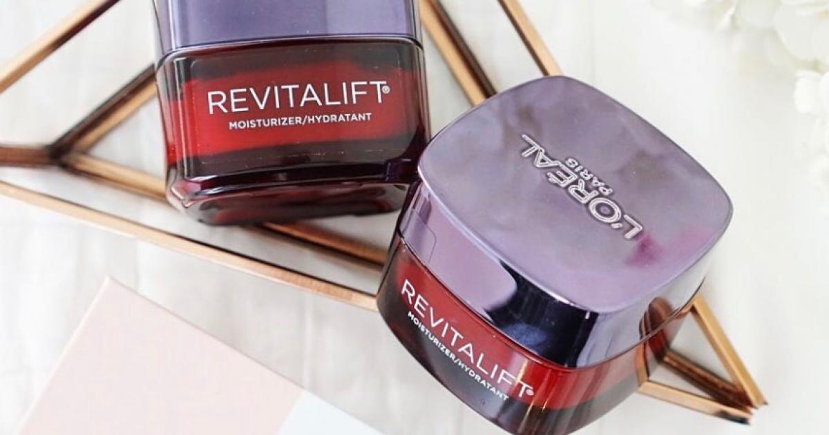 L'Oréal Revitalift ránctalanító nappali krém (2,549 forint..