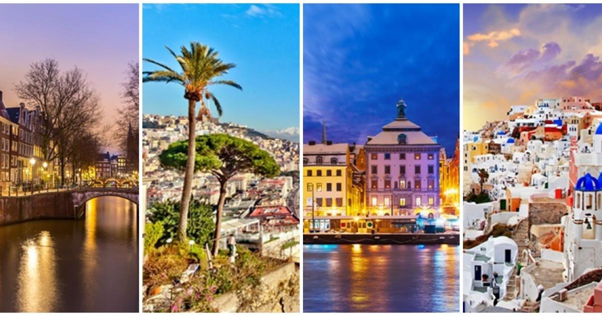 A legjobb európai városok, ahova meglóghatsz egy hosszú hétvégére   Femcafe