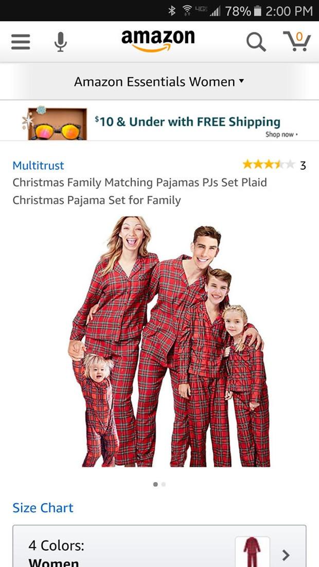 Nem tudjuk hova tenni ezt a pizsama reklámot..