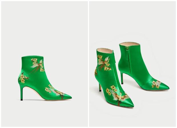 Cipő: Zara (4,995 forint)