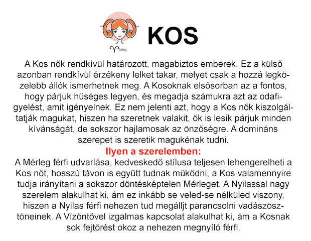 Kos - III.21. - IV.20.