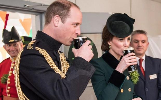 Katalin hercegné és Vilmos herceg is ünneplik