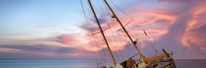 Elnyelte a Bermuda-háromszög a hajót, iszonyú teremtmény végezhetett a legénységgel