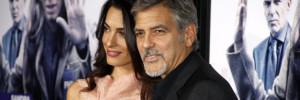 George Clooney-t is és családját is elérték az áradások