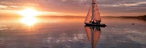 Befutottak a Kékszalag győztes hajói a Balatonon - izgalmas részletek a verseny történetéről