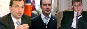 Szavazásra bocsájtjuk: Döntsd el te, ki volt a legvonzóbb magyar politikus - Régi fotókon az ország vezetői