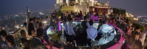 High life a fővárosban – a legmenőbb rooftop bárok Budapesten