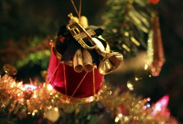 Egy régi karácsonyfadísz