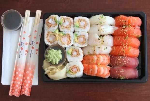 Sushi és nigiri