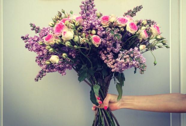Mesebeli virágcsokor