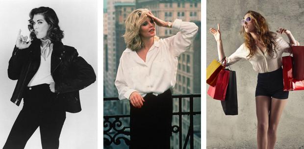 Őket másolja most, aki trendi: a 80-as évek legdivatosabb sztárjai