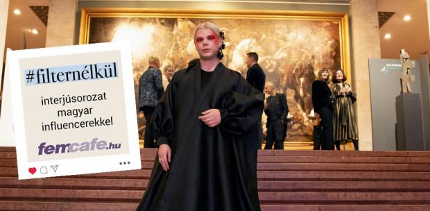 #filternélkül - Csalár Bence: Nem akarok én lenni az új Lakatos Márk!