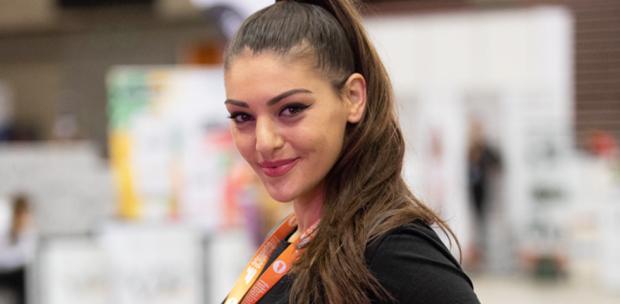 Kulcsár Edina elárulta, hogyan készül visszanyerni tökéletes alakját a kislánya születése után