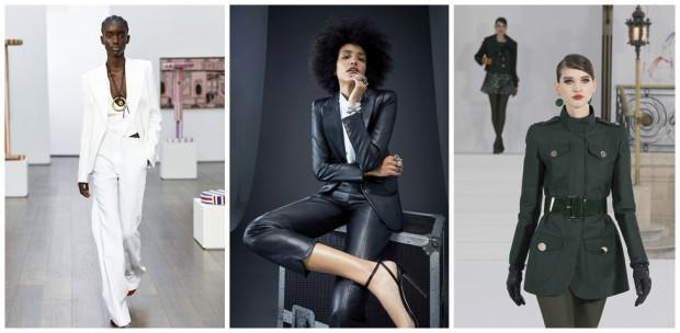Az igazi brit elegancia - képeken a London Fashion Week legszebb kreációi