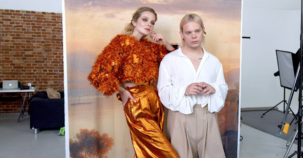 Exkluzív interjú Mihalik Enikővel és Csalár Bencével - elkészült az első kortárs magyar divatkönyv