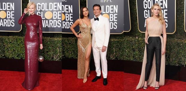 Ők voltak az idei Golden Globe-gála legjobban öltözött sztárjai: Galéria