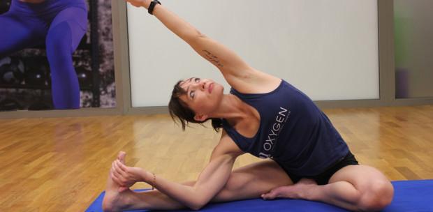 Mozdulj velünk! - Online edzés 26. -  Simitska Tímeával