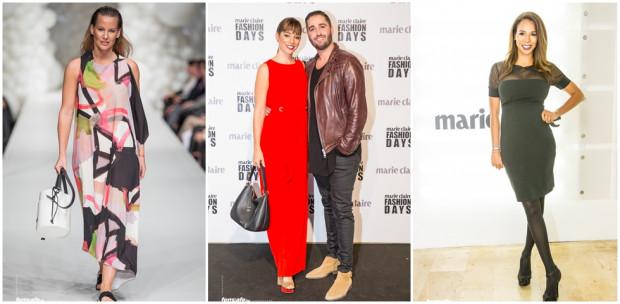 Gyönyörűek voltak a magyar sztárok a Marie Claire Fashion Daysen - Galéria