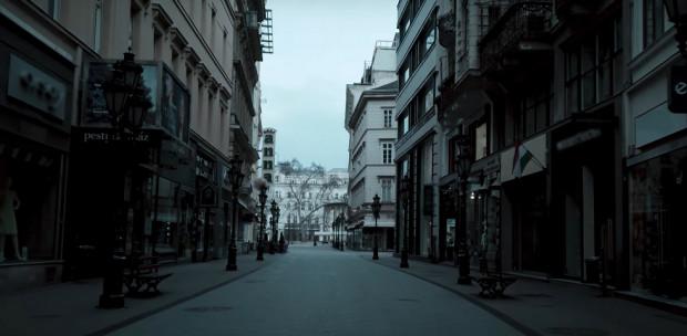 Budapest a járvány idején: így fest a főváros, mikor egy lélek sincs az utcákon - Videó