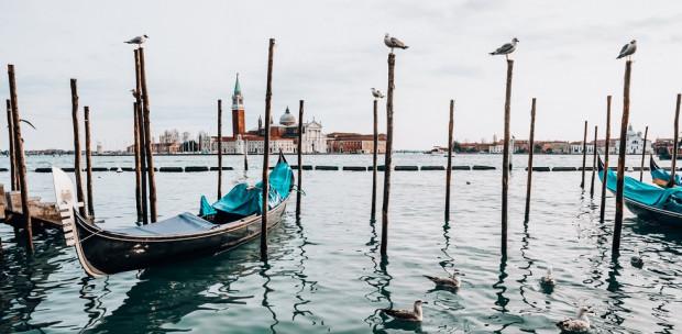 Árvíz után apály sújt - Szürreális videó készült a kiszáradt Velencéről