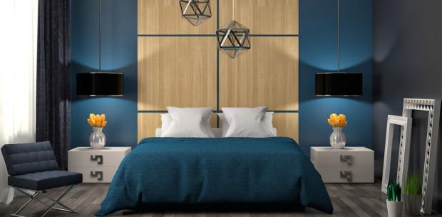 Ez a szín most a legnagyobb trend a hálóban - luxust varázsol a szobába