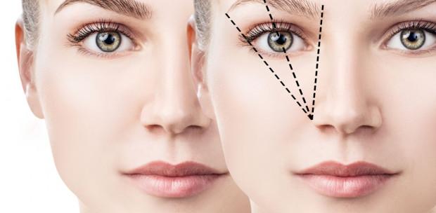 Kontúrosabb arc, feszesebb bőr – finomszálas arckontúrozás