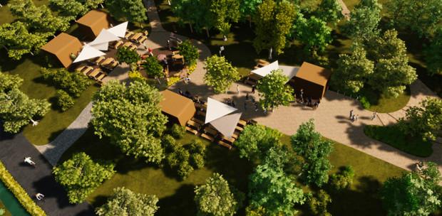 Megújul a Normafa: aszfaltrengeteg helyett zöldterület és pihenőhely épül