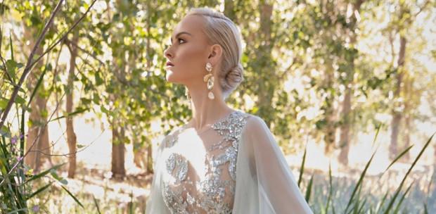 Az haute couture nagymestere - Elie Saab kreációi minden igényes, elegáns nő álmai