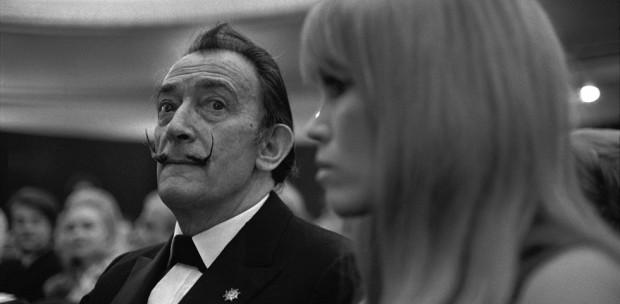 Salvador Dalí és Amanda Lear: a különc katalán zseni és múzsája, akiről az a hír járta, hogy férfi