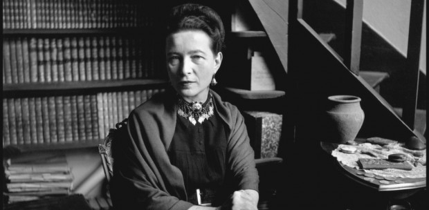 Simone de Beauvoir - Egy inspiráló írónő, akinek gondolataiért nők milliói hálásak