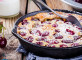 Itt az igazi cseresznyés clafoutis – francia sikk a tányéron