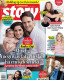 Először a Story magazinnak mutatták meg kislányuk arcát.
