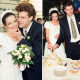 Mindössze 25 évesen feleségül vette élete szerelmét. Egy héttel a házasságkötés után Kriszta első gyermeküket hordta a szíve alatt.