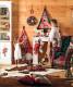 Tradition - Karácsony közeledtével a legtöbben nosztalgiával gondolnak a gyermekkori várakozás örömére. Ebben a témában a piros, zöld és fehér színek dominálnak. A többnyire fából, kerámiából készült, sok párnával, pléddel, textíliával bevont dísz között megtaláljuk a hógömböt, a mézeskalács figurát és házikót, a mikulást, hóembert, szánkót és a hintalovat is.