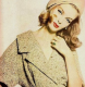Ez a fotó is a Harper's Bazaar számára készült, valamikor az '50-es években. Talán itt hasonlított leginkább a lányára, Umára, első ránézésre nem is tudtuk eldönteni, kit látunk igazából a képen.